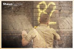 This is Birmingham 82 (Shaun Temple) Tags: tattoo graffiti 1982 birmingham skins vandal 1980s bensherman skinhead rudeboy digbeth shauntemple thisisbirmingham82