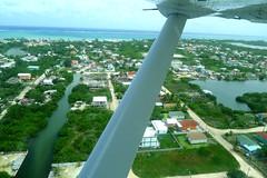 san pedro (danmachold) Tags: plane fly belize flight ambergriscaye sanpedro