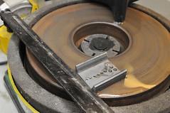 Spring grinding holder (edhume3) Tags: shay metalworking fabrication scratchbuilt gauge1 locomotivemodel safetyvalves kozonewshay d302043