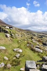 The Deserted Village (Gaeilge Bheo) Tags: ireland irish island photography photo site cool ruins pretty village ruin images plantation mayo ev