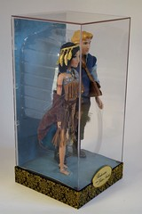 Pocahontas and John Smith Doll Set - Disney Fairytale Doll Collection - Disney Store Purchase - Boxed and Uncovered - Full Left Front View (drj1828) Tags: john us dolls designer smith merchandise boxed purchase limitededition pocahontas disneystore firstlook dollset le6000 disneyfairytaledesignercollection