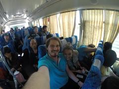 Photo de 14h - Bus pour Jinshanling - 29.09.2014