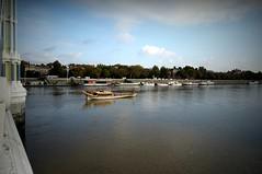 The Royal Barge Gloriana (omgdolls) Tags: london royal barge gloriana