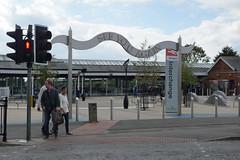 Skegness Railway Station (Neil Pulling) Tags: uk transport lincolnshire seasideresort skeg skegness skegnessstation skegnessrailwaystation