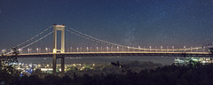 Pont d'Aquitaine (N.Snake) Tags: city light stars bordeaux garonne pontdaquitaine nighthdr