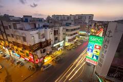 Zamzama Commercial (Aliraza Khatri) Tags: street pakistan night hub commerce view business commercial karachi trade sindh zamzama khatri aliraza alirazakhatri