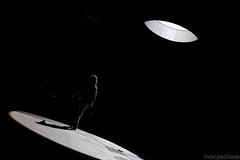 Cantine Antinori.1 (Marco Sal) Tags: light architecture florence arquitectura stair italia wine hill architect tuscany chianti firenze toscana architettura vino colline cantine waliking classico antinori archea