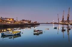 Evening on the River Wear (DM Allan) Tags: river boats evening wear sunderland wearside wearmouth fishquay sunderlanduniversity nationalglasscentre stpeterscampus corporationquay