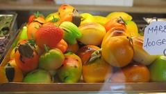 Florence Colours - Frutta Martorana (Pushapoze - toujours en retard) Tags: florence italia firenze marzipan marzapane fruttamartorana cafescudieri