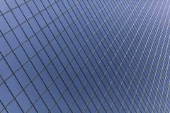 Window World Blue (Mabry Campbell) Tags: blue windows usa detail building glass june architecture floors facade photography us photo texas photographer exterior unitedstates image unite