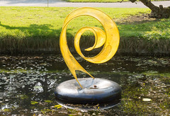 Unfurling By Anne McGill - Sculpture In Context 2014 Ref-1192