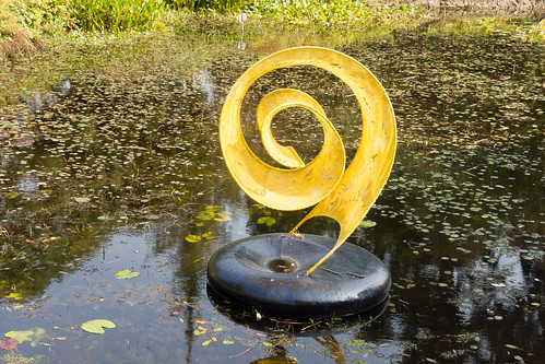 Unfurling By Anne McGill - Sculpture In Context 2014 Ref-1193
