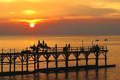 Sunset (Theo Widharto - sheko) Tags: sunset tropicalsunset balisunset romanticsunset ayanapestalobster