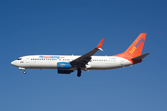 B737 C-FEAK  Sunwing (Avia-Photo) Tags: plane airplane airport pentax aircraft aviation aeroplane airline boeing airlines flugzeug spotting airliner avion airliners laspalmas lpa planespotting aviacion luftfahrt boeing737 gclp