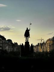 Wenceslao (Miguel Castrillo Melguizo) Tags: plaza square republic czech prague praga repblica checa vclav namesti wenceslao venceslao