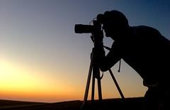 me @ work (jochenlorenz_photografic) Tags: shadow nature silhouette photoshop landscape nikon sundown hobby nordsee leuchtturm facebook lightroom fotocommunity d90 westerheversand photopassion instagram