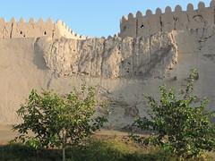 DSCN5500 (bentchristensen14) Tags: uzbekistan citywall khiva ichonqala