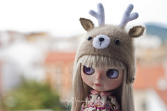 """""""Baaaaaaaaahhh!!! I love making deer sound!"""