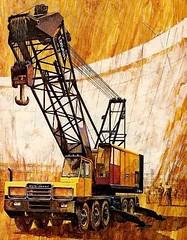 Grue LORAIN 150t ''Moto-Crane'' (PLEIN CIEL) Tags: lorain koehring truckcrane truckmountedcrane motocrane gruemobile gruemontesurplateformemotorise gruemontesurplateaumotoris