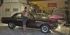 "1965 Chevelle Photo Shoot With Candace • <a style=""font-size:0.8em;"" href=""http://www.flickr.com/photos/85572005@N00/15506839855/"" target=""_blank"">View on Flickr</a>"