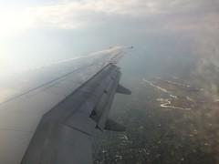 4. Choppy Approach (CaptainDoony) Tags: london rain oslo stavanger flying airport wind heathrow international aberdeen 600 airbus british boeing rough airways sas 700 800 737 turbulence a321 abz