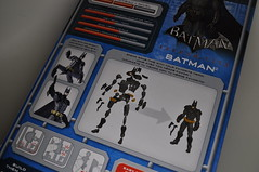 Looks simple, right? (skipthefrogman) Tags: fun toy action figure batman kit bandai spru sprukits