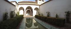 The Alcazaba of Mlaga (Nick Kenrick.) Tags: architecture spain andalucia moorish malaga mlaga alcazaba