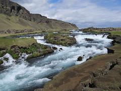 Stream (misiekmintus) Tags: trip travel vacation river island iceland islandia stream