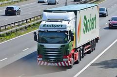 Eddie Stobart 'Amelie Beth' (stavioni) Tags: truck reading beth lorry amelie eddie trailer scania esl biomass stobart r440 h8281 px62cdv