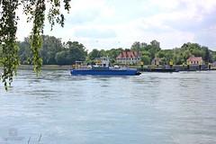 Rheinfähre -- Plittersdorf (D) - Seltz (FR)