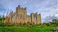 Bolton Castle (Brett of Binnshire) Tags: historicalsite england yorkshire locationrecorded architecture castle weather historicbuilding clouds fort fortress castlebolton northyorkshire