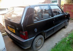G45 CAF (Nivek.Old.Gold) Tags: 1990 fiat uno 45 fire 3door 999cc