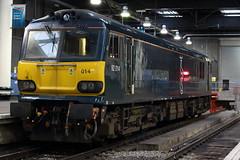 92014 (Rob390029) Tags: gbrf claedonian sleeper class 92 92014 london euston railway station eus train track tracks rail rails loco locomotive electric transport transportation travel
