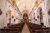 Immaculate Conception Cathedral (Madmyst619) Tags: immaculate conception cathedral pondi pondicherry architecture churches jesus pondicherrytravel architecturephotography wide angle