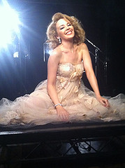 flower_shoot_video_stage (Kylie Hellas) Tags: kylie kylieminogue minogue theabbeyroadsessions tars backstage williambaker parlophone emi k25 2012