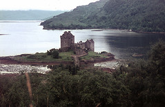 INVERNESS 1970 (ADRIANO ART FOR PASSION) Tags: inverness scozia scotland lockness lago castello castle 1970 lake vecchiricordi vacanze