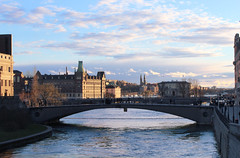 Stockholm (nlopez42) Tags: stockholm cloud bridge sunset sea landscape