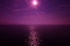 Purple Infinity (yarin.asanth) Tags: hardwarefilter lindau photography gerdkozik surface waterstars spiritual spirit spring sun purple constance lake yarinasanth gerdmichaelkozik