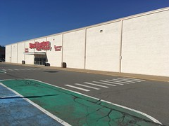 Burlington - Nashua Mall (zayre88) Tags: burlington coat nashua mall almys