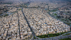 Gisha, Tehran, 20170408 (G · RTM) Tags: gisha milad tower burjemilad gishastreet