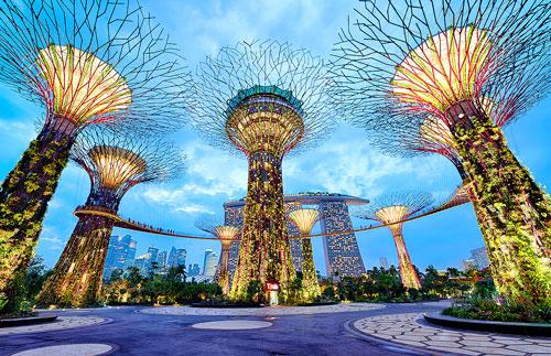 Giảm một triệu đồng tour Singapore 4 ngày