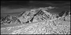 MONT BLANC VIEW (J.P.B) Tags: mountain montagne montblanc snow neige megeve panorama