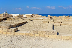 Israel-04905 - Warehouses (archer10 (Dennis) 94M Views) Tags: israel caesarea roman crusader ruins mediterranean globus sony a6300 ilce6300 18200mm 1650mm mirrorless free freepicture archer10 dennis jarvis dennisgjarvis dennisjarvis iamcanadian novascotia canada nationalpark