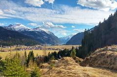 Achenkirch und Achensee (Dieuwer76) Tags: panorama austria achenkirch nature achensee pines