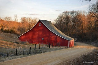 Little Red Barn_174871