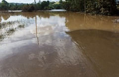 Lismore flood 3-4 / 2017 (dustaway) Tags: lismore northernrivers nsw australia townscape flooding flood lismorefloodmarchapril2017 water mud silt reflections floodwater naturaldisasters australiafloods excyclonedebbie cyclonedebbie documentary