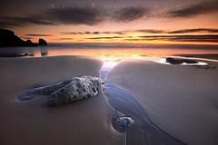 Pristine Sands (Stu Patterson) Tags: stu patterson south shields seascape sunrise