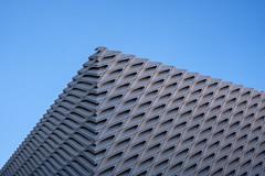 Broad (BrianEden) Tags: modern exterior texture fineart downtown fuji abstract broad dtla losangeles architecture broadmuseum 2016 september fujifilm la california unitedstates us