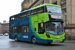 Arriva North West 4831 BW66GYX (Will Swain) Tags: liverpool 12th march 2017 bus buses transport travel uk britain vehicle vehicles county country england english city centre north west merseyside mersey arriva 4831 bw66gyx