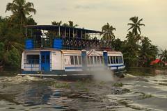 Public water  taxi (Rajavelu1) Tags: boat public taxi allapuzha veniceofeast arabiansea outdoorphotography outdoor canon6d canonef70200f4llens